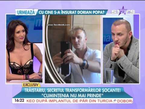 """Mihai Trăistariu : """" Acum arăt cel mai bine din cariera mea ! """""""