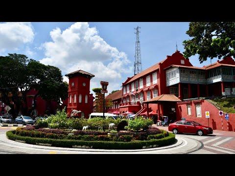 Malacca (Melaka) Malaysia 2018 4K UHD Film