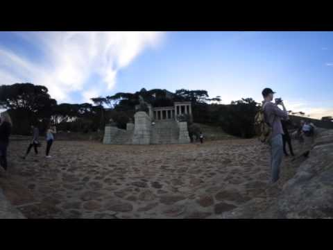 Rhodes Memorial, Cape Town, South Africa (360 Video)