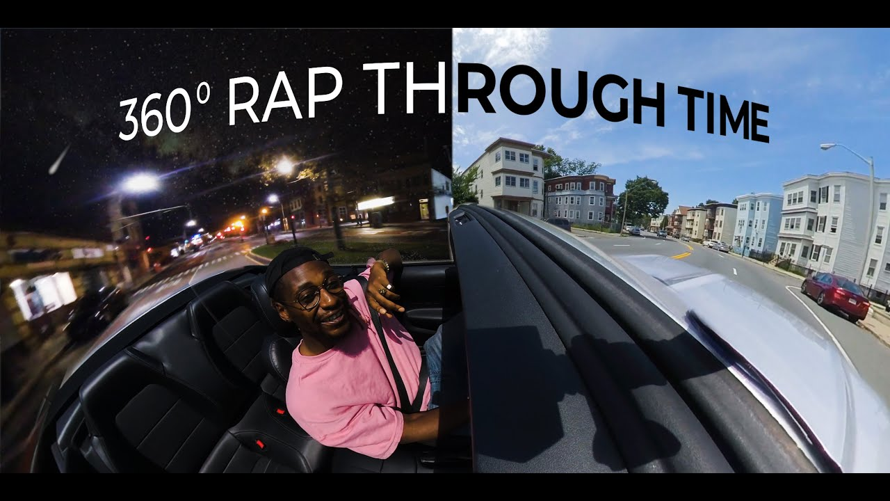 "Cliff Notez raps in 360! - [Excerpt] from ""Zebra"" by Alec Hutson ft. Cliff Notez"