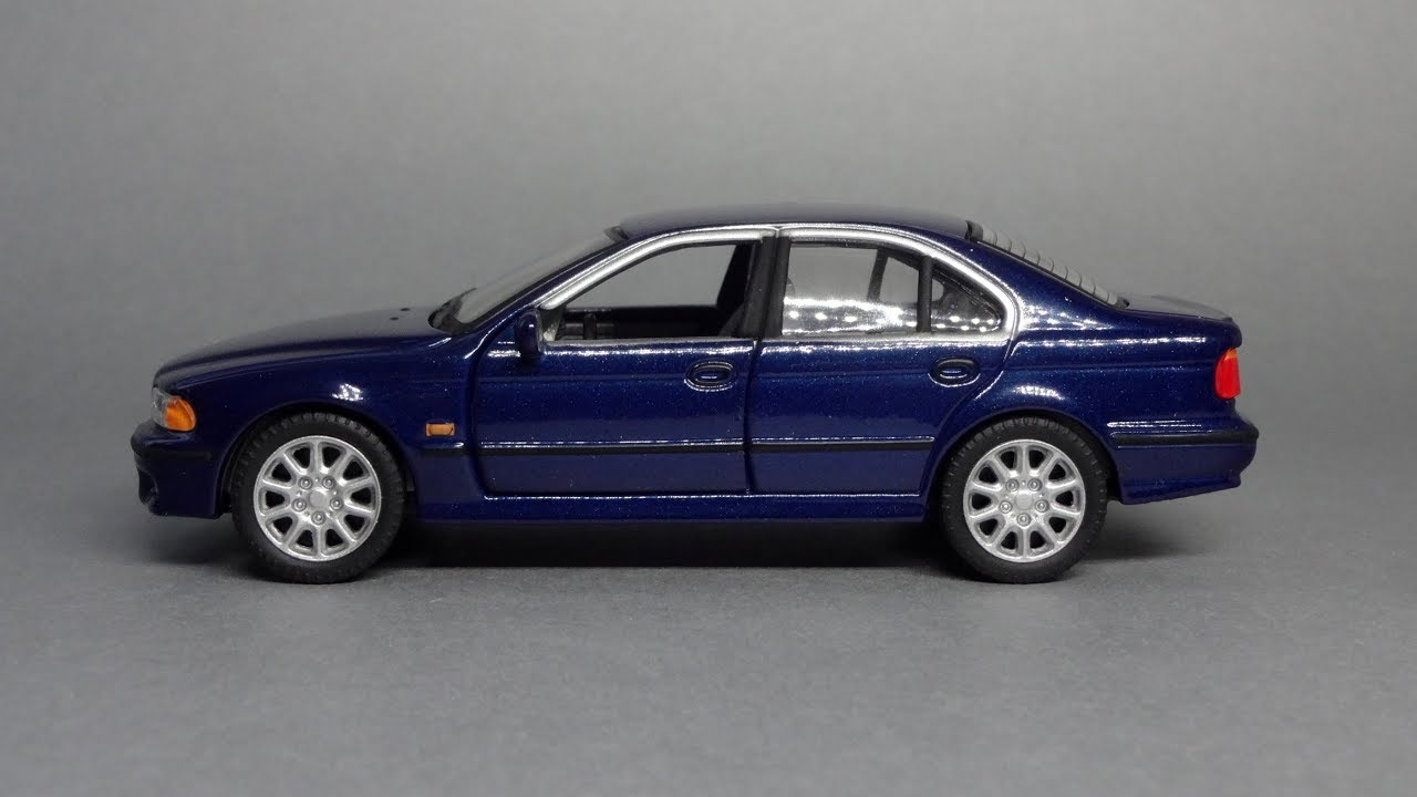 Bmw 5 Series E39 Hongwell Cararama Коллекционные