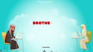 Brother Nassir - Babangu Wa Thamani (Official Lyrics Video)