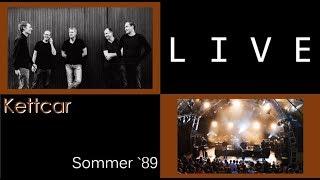 Kettcar - Sommer '89, live in München / Munich Theatron 2018-08-17