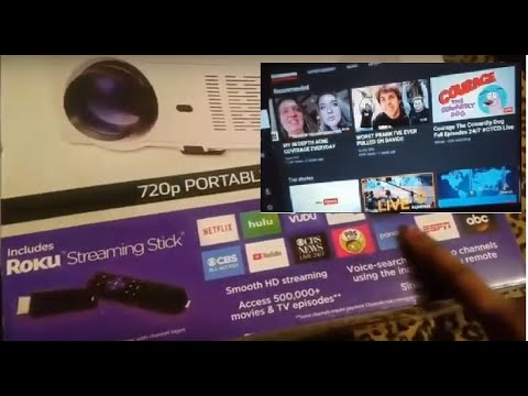 onn-720p-portable-projector-unboxing-and-testing-with-playstation-4