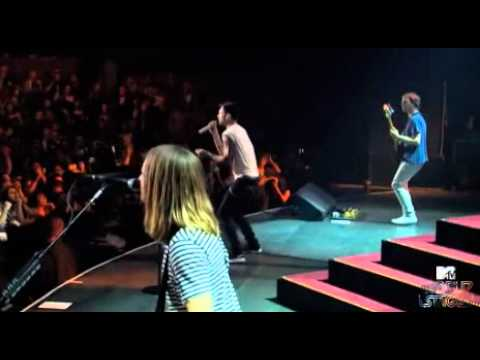 MAROON5 WAKE UP CALL PERFORMANCE EN MTV WORLD STAGE