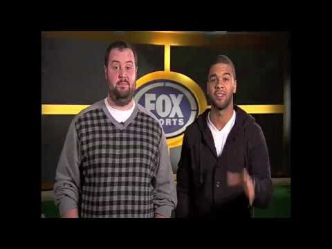 Fox Sports Shout Out: Chase Weber & Chris Pizzi