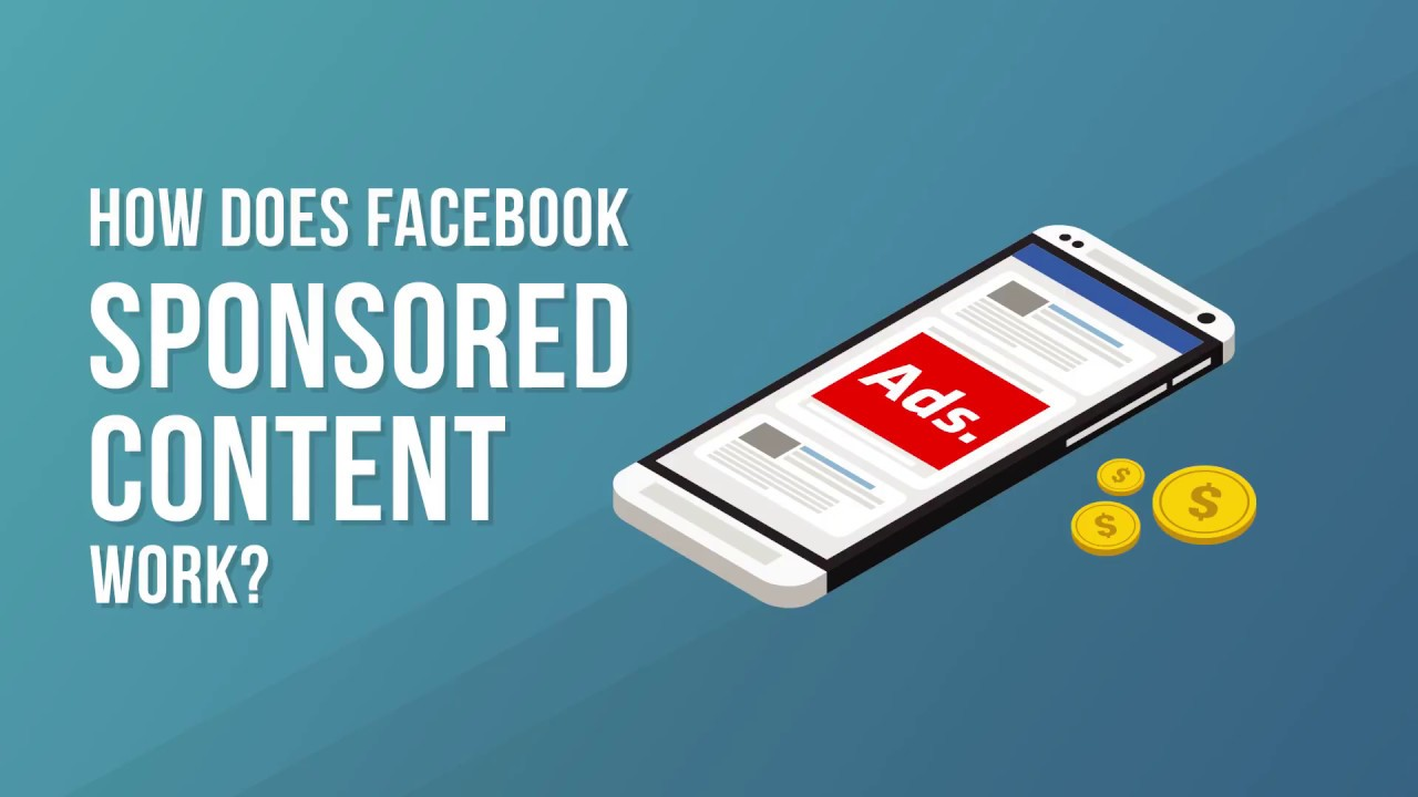 How to Tap into Sponsored Content on Facebook - Social Media Minute