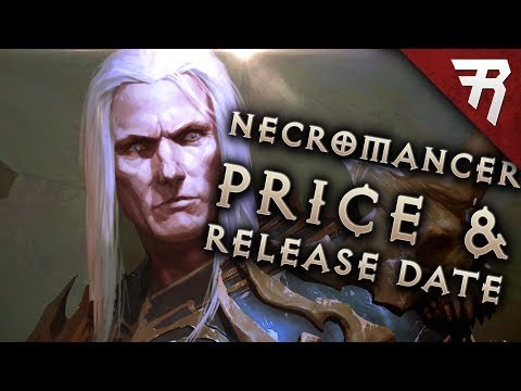 NECROMANCER PRICE & RELEASE DATE REVEALED - Should you buy it? (Gameplay)