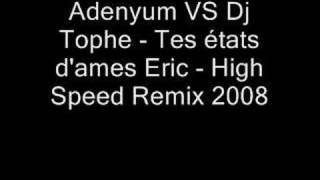 Adenyum - Tes états d