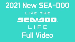 2021 Sea-Doo Watercraft Full V…