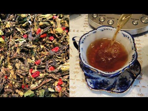 Какой чай понижает давление