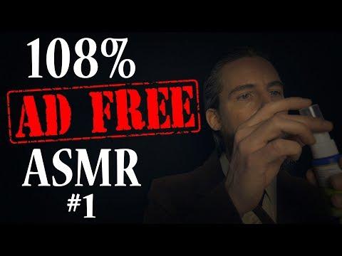 108% Ad Free ASMR #1
