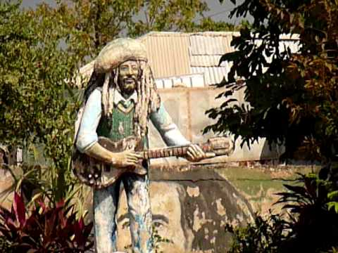 Bob Marley Museum in Trenchtown, Kingston, Jamaica 2010