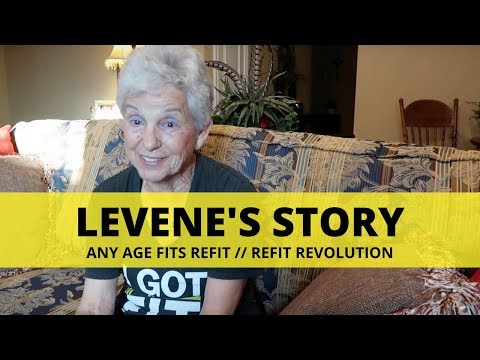 You Fit At REFIT® || Levene, Age 76