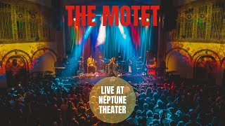 The Motet - Live at The Neptune Theatre Seattle on New Years Eve 2019