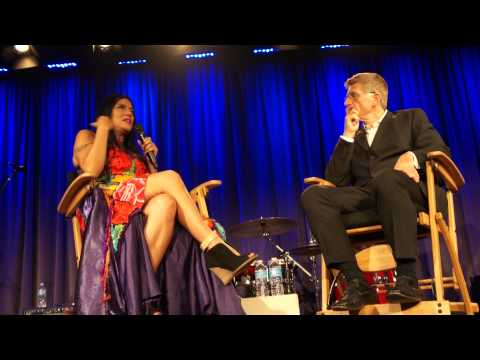 Lila Downs Interview 1 of 2 @ Grammy Museum L.A. 9-17-12