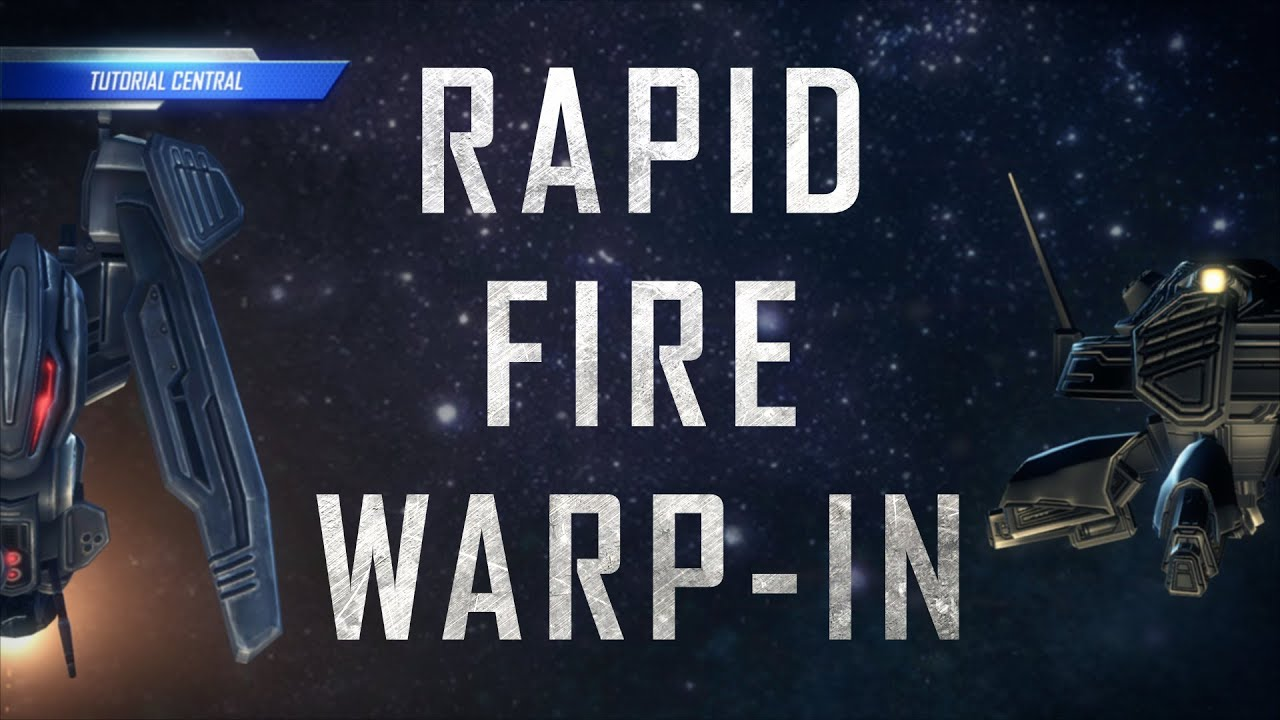 G] Rapid Fire - Hotkey Trick