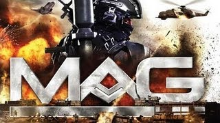 MAG PS3 (Gameplay/Commentary)