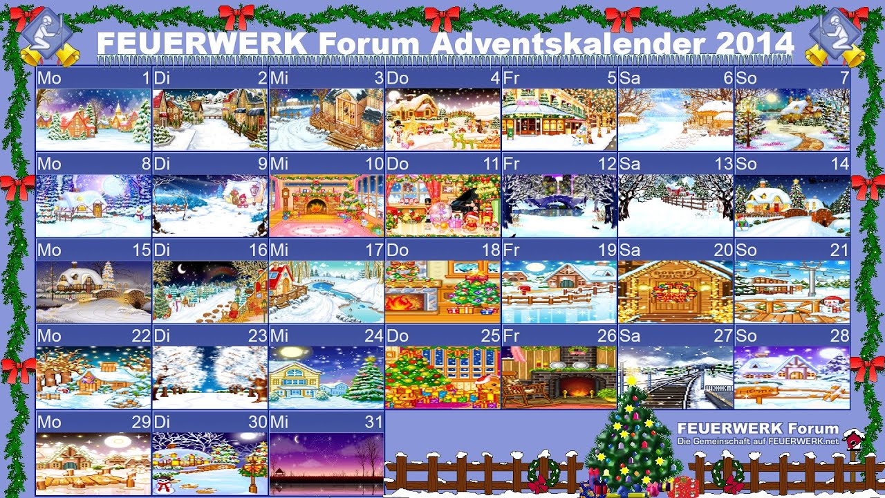 Adventskalender Forum
