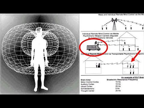 US Government Accidentally Posts Records on Psycho Electronic Devices And Remote Mind Control