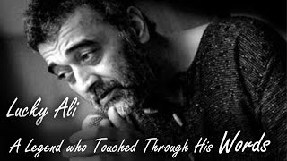 Lucky Ali 10 Best soulful Pop Songs Lyrics Of All Time