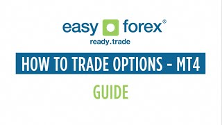 easy-forex, How to trade Options on MT4