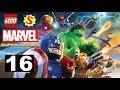 Lego Marvel Super Heroes - Part 16 - X-Men vs Juggernaut