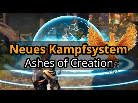 Verbessertes Kampfsystem & Pre Alpha im September | Ashes of Creation