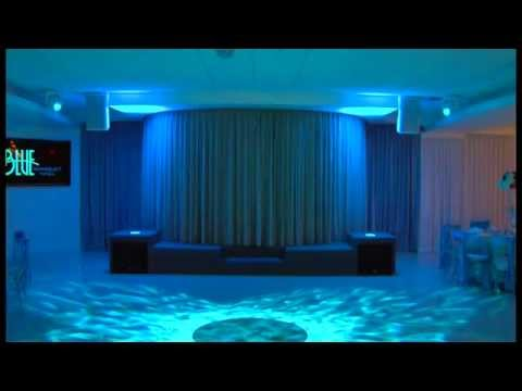 The Magic Of The Blue Banquet Hall In Miami Youtube