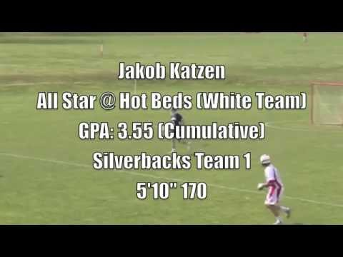 Jakob Katzen Wilmington Friends School Lacrosse Highlights