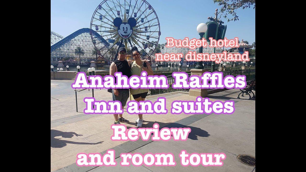 Budget Hotels Near Disneyland Best Western Plus Raffles Inn And