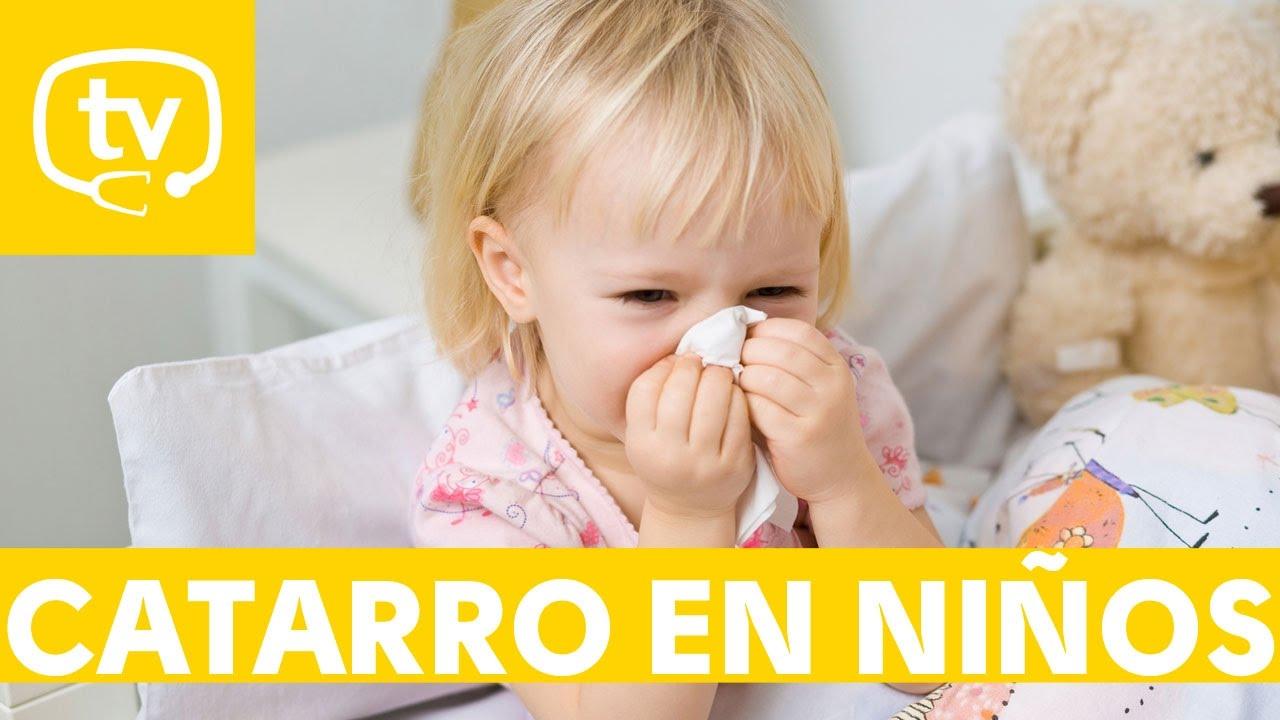 El bebé tiene tos y congestión pero no tiene fiebre