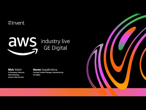 AWS Industry Live