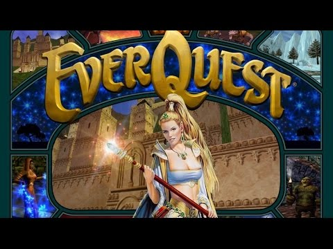 Let's Play EverQuest on Phinigel Part 1
