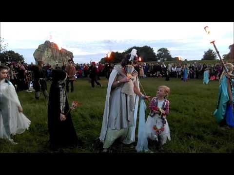 Summer Solstice Avebury 2016