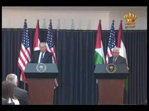 English News at Ten on Jordan Television 23-05-2017