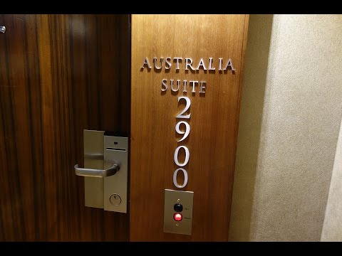 InterContinental Sydney, Australia Suite (Royal Suite)