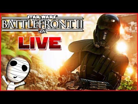 Ein wenig Battlefront mit euch! 🔴 Star Wars: Battlefront II // PS4 Livestream thumbnail