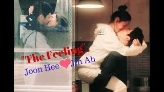 """[FMV] Pretty Noona Who Buys Me Food """"The Feeling"""""""