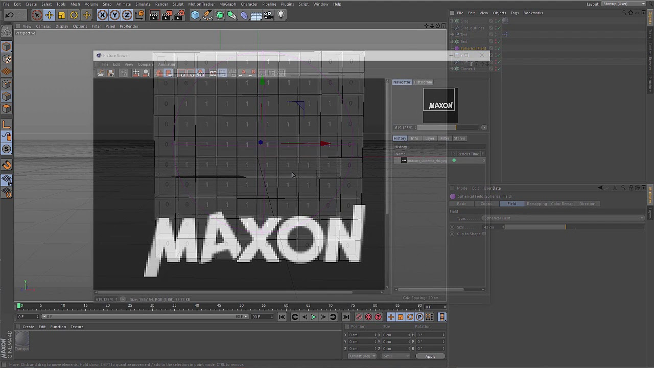 Cinema 4D R20 Tutorial - What are Volumes