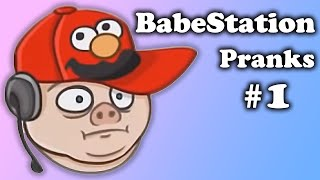 Babestation Hooker Prank #1- GIRL GAMER - Trevor Trolls - Call Of Duty