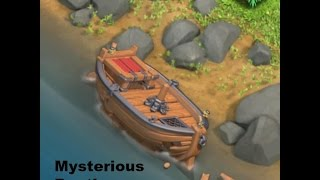 Clash of clans | Mysterious Boat!? | Predictions/Wishlist |