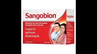 How To Use Sangobion Capsules l Benefits Of sangobion Supplements l