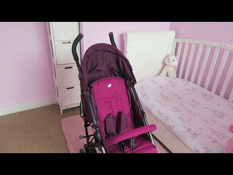 joie-nitro-lx-stroller-review-&-demo