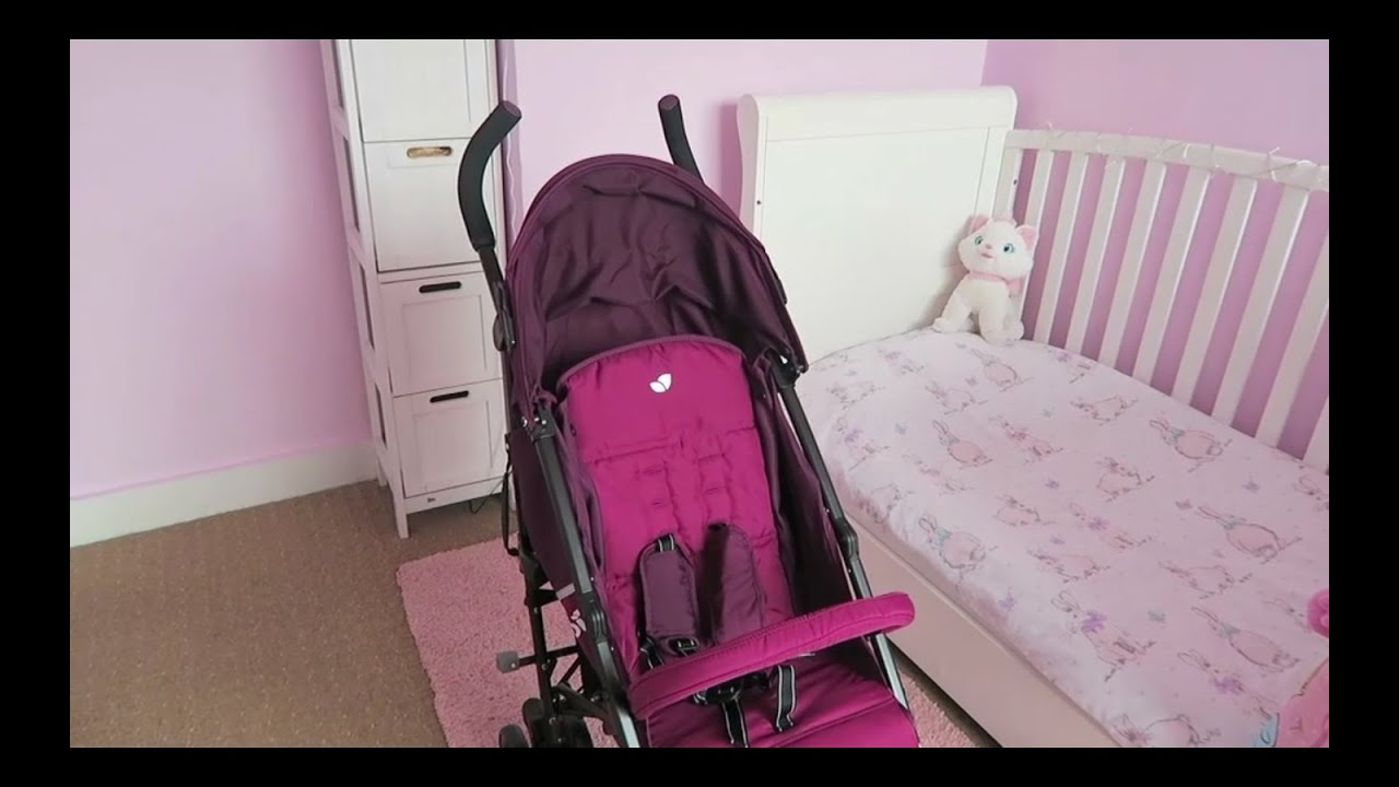 Joie nitro lx stroller review