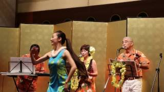 9、Aloha Oe ~ フラダンス 小嶌 香