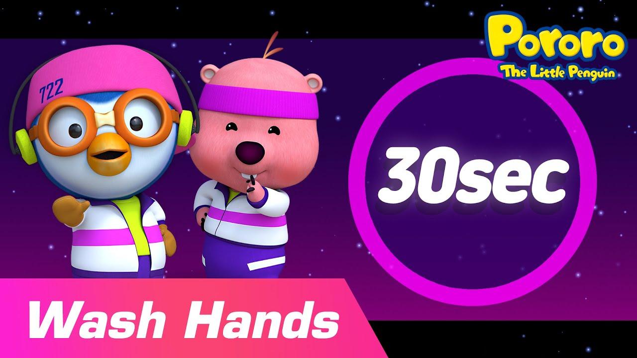 TIKI TAKA 🏓🏓🏓 Wash Hands Ver. | Healthy Habits For Kids | Kids Songs
