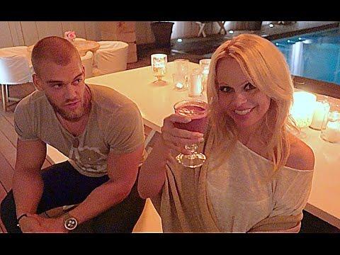 Kochen in Malibu bei Pamela Anderson