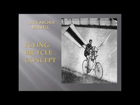 Visions of Flying Machines: Early Aerial Experimenters in Alabama presented by Billy Singleton