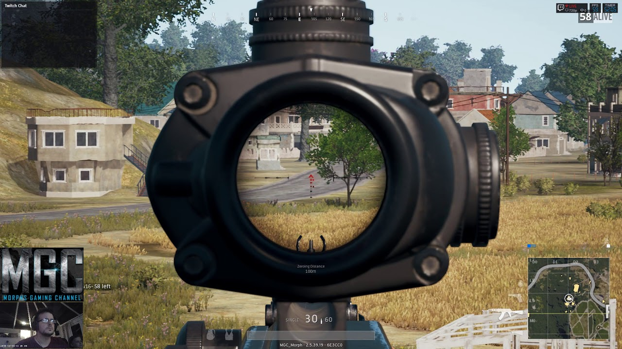 pubg how to use scope
